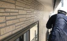 愛知県西尾市碧南市岡崎市安城市外壁超低汚染無機フッ素塗装屋根ガイナ塗装色褪せクラック汚れシール割れ外壁高圧洗浄